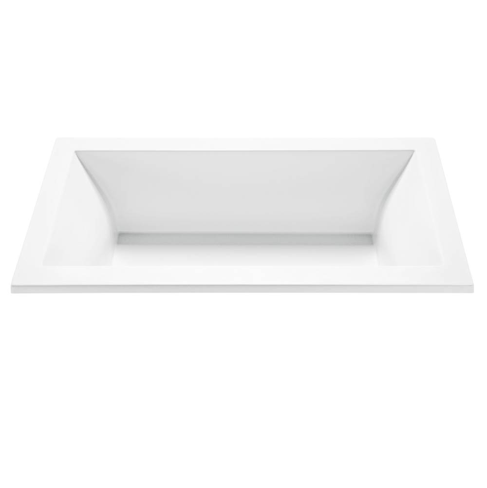 MTI Baths Drop In Air Bathtubs item AST104-WH-DI