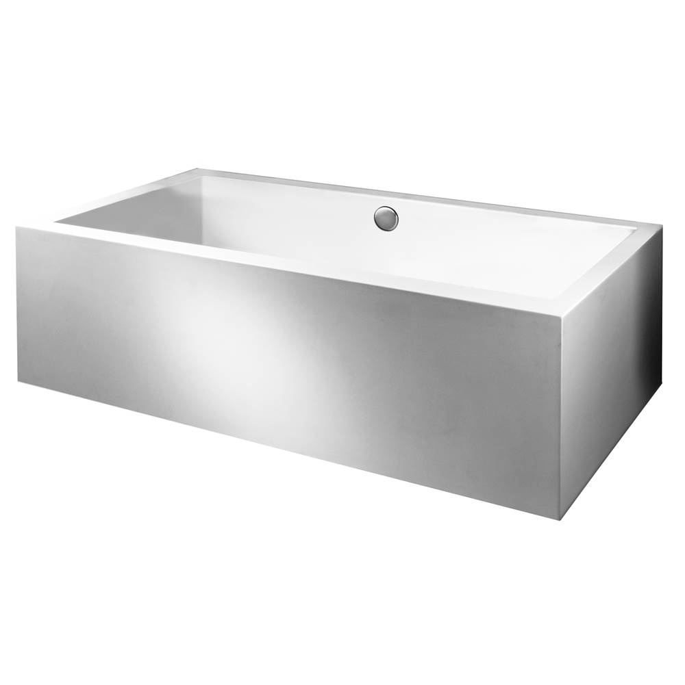 MTI Baths Free Standing Air Bathtubs item AE108ASCULPT4