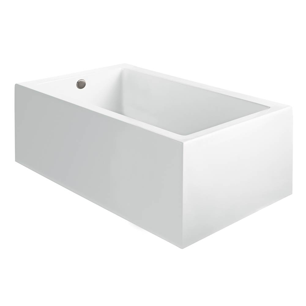 MTI Baths Free Standing Air Bathtubs item AST192ASCULPT4
