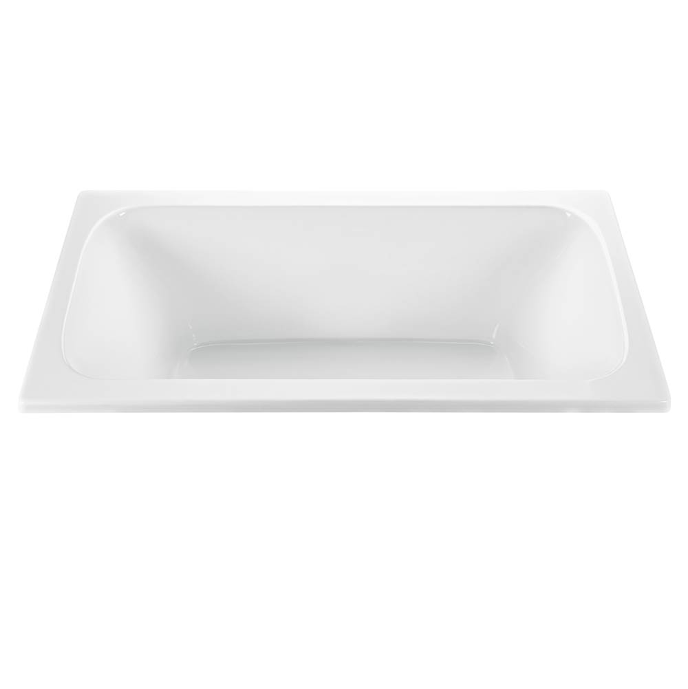 MTI Baths Drop In Whirlpool Bathtubs item P61-BI-DI
