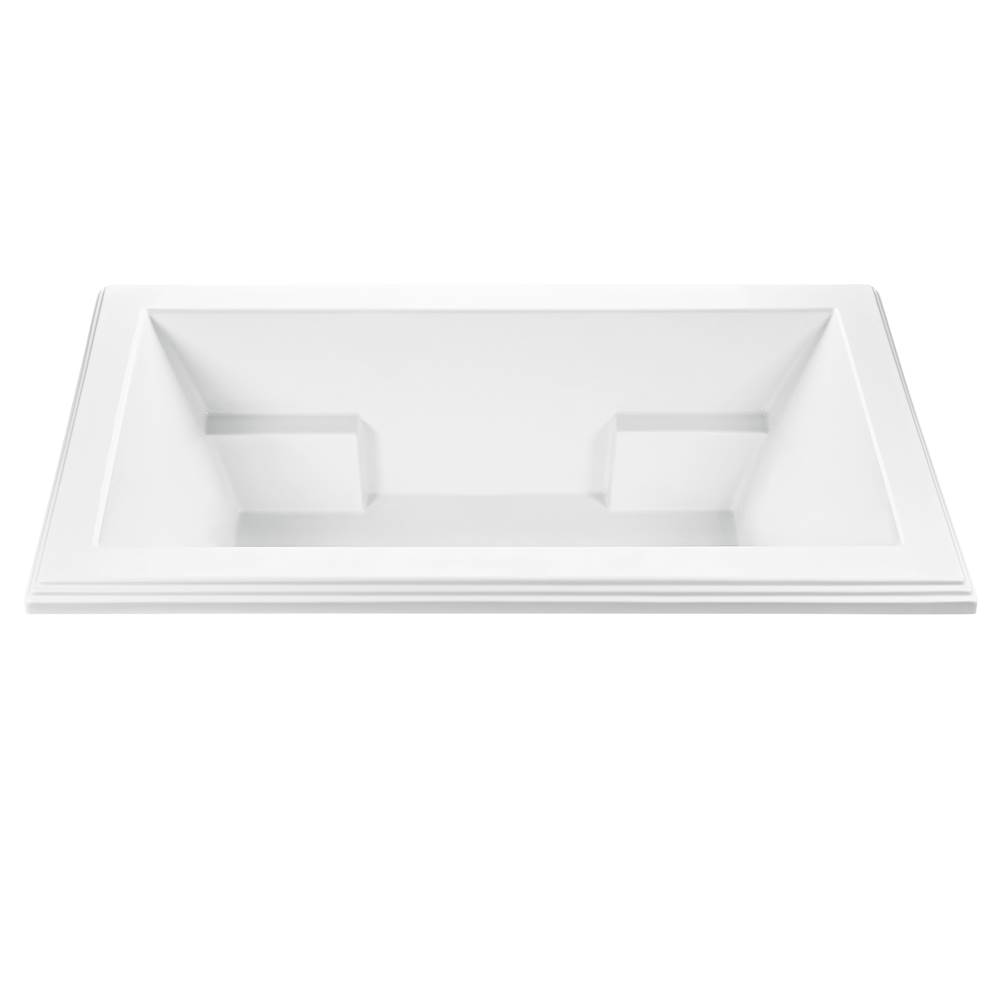 MTI Baths Undermount Whirlpool Bathtubs item P79U-BI-UM