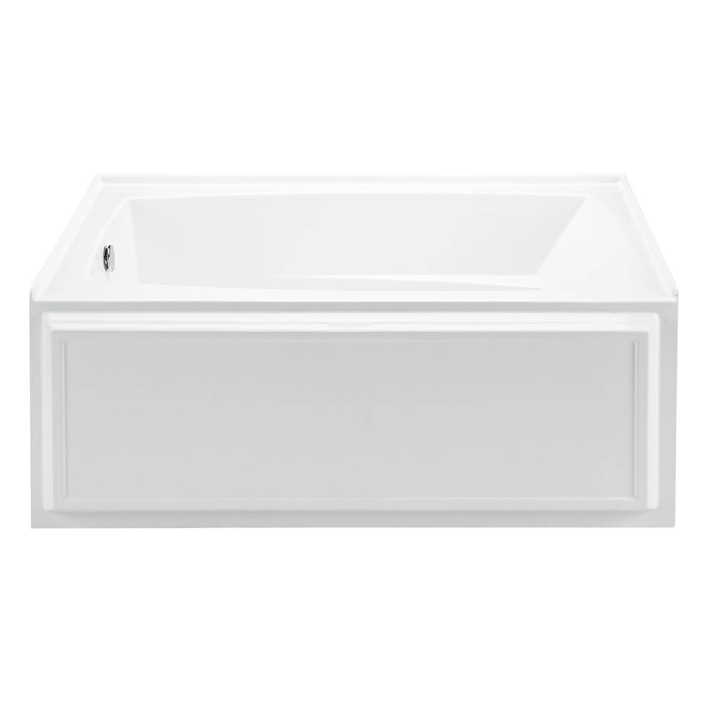 MTI Baths Three Wall Alcove Air Whirlpool Combo item AEAP80U-BI-LH