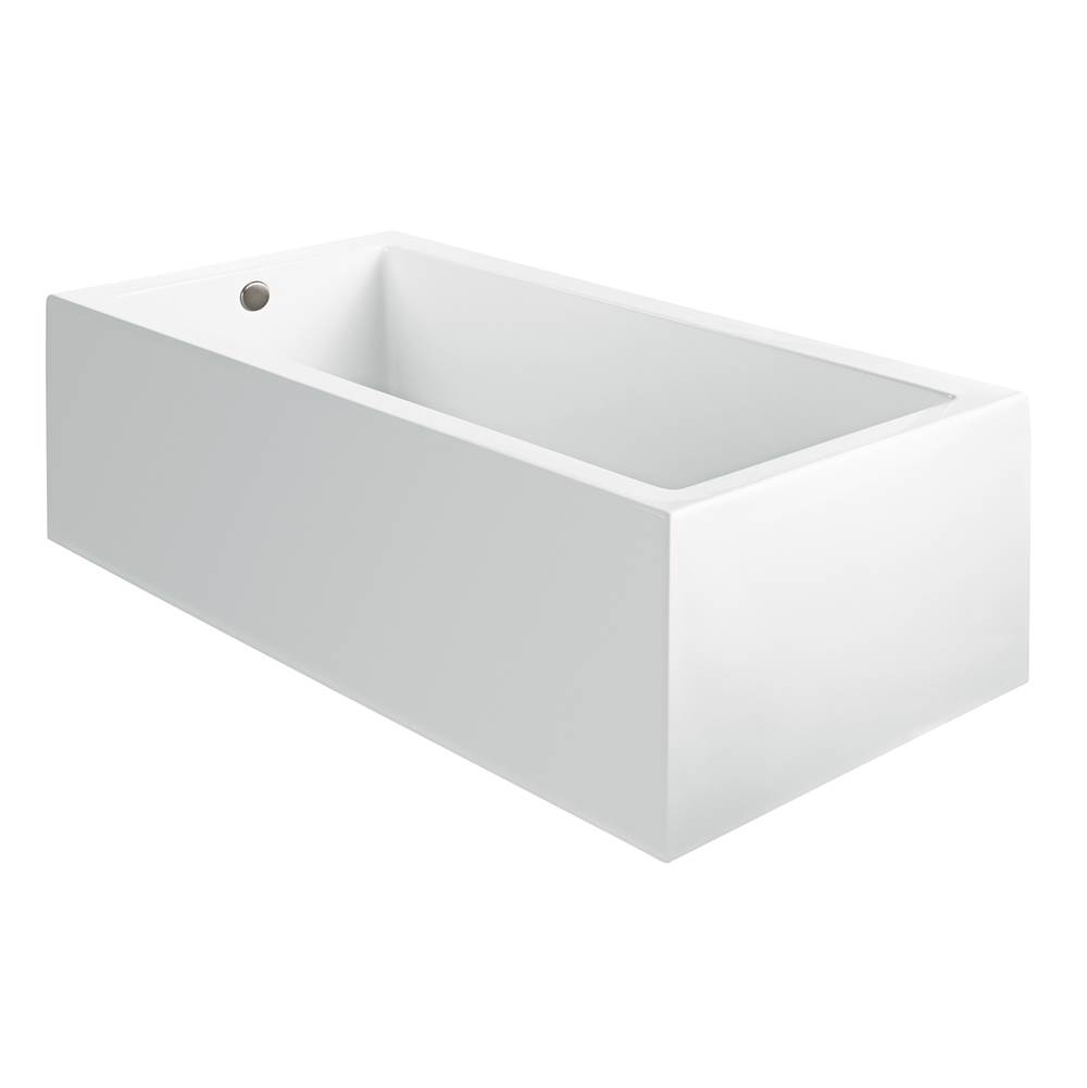 MTI Baths Three Wall Alcove Air Bathtubs item AE94ASCULPT2