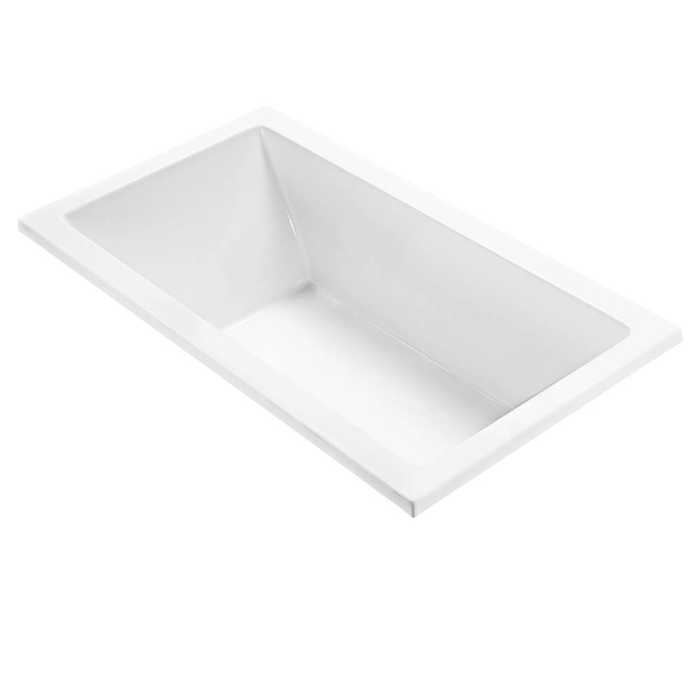 MTI Baths Undermount Air Bathtubs item AST95-BI-UM