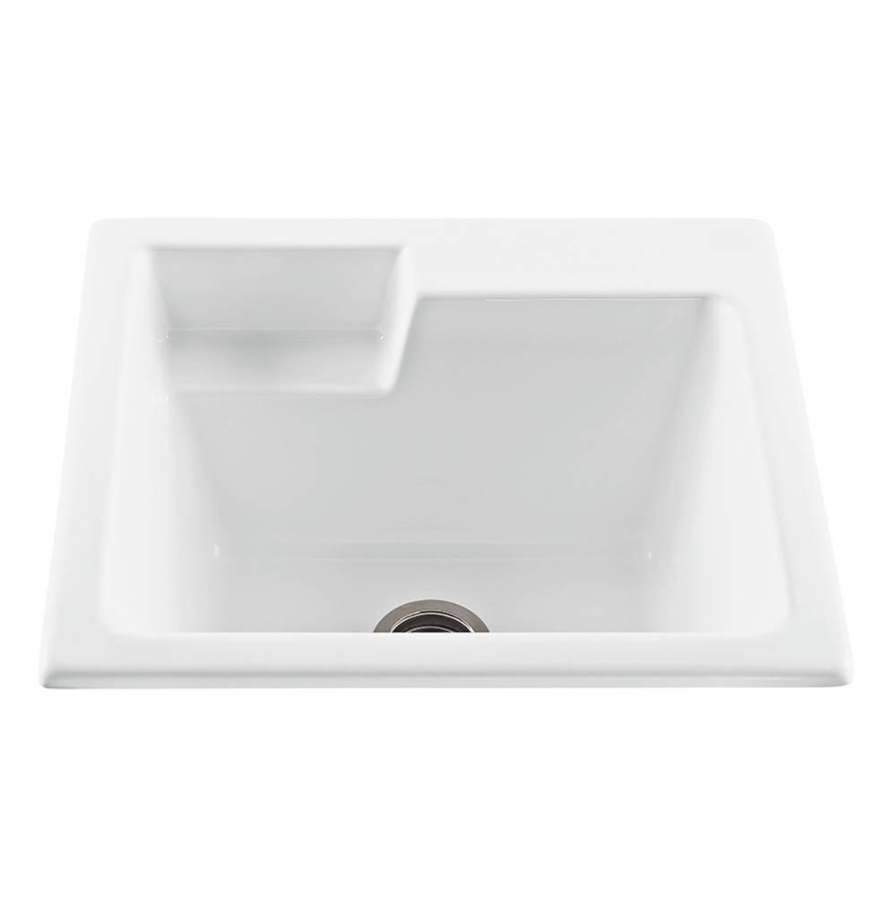 Sinks Laundry And Utility Sinks | Neenan Company Showroom - Leawood ...