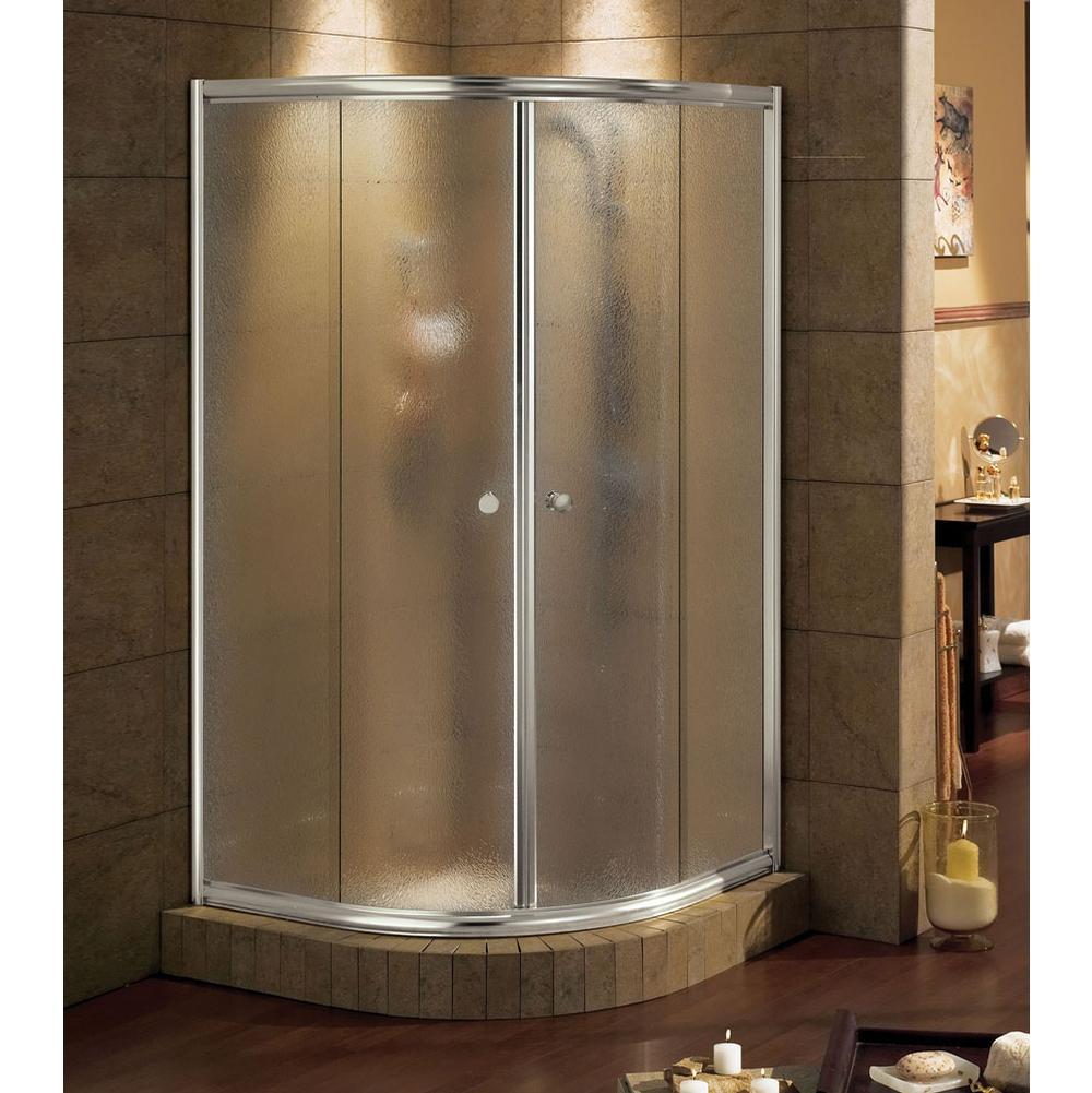 Shower Doors Sliding Chromes | Neenan Company Showroom - Leawood-KS ...