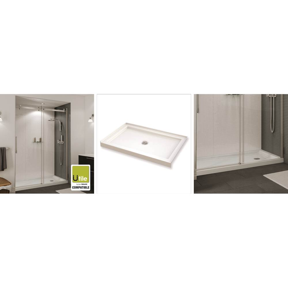 Maax Shower Wall Shower Enclosures item 410006-501-001