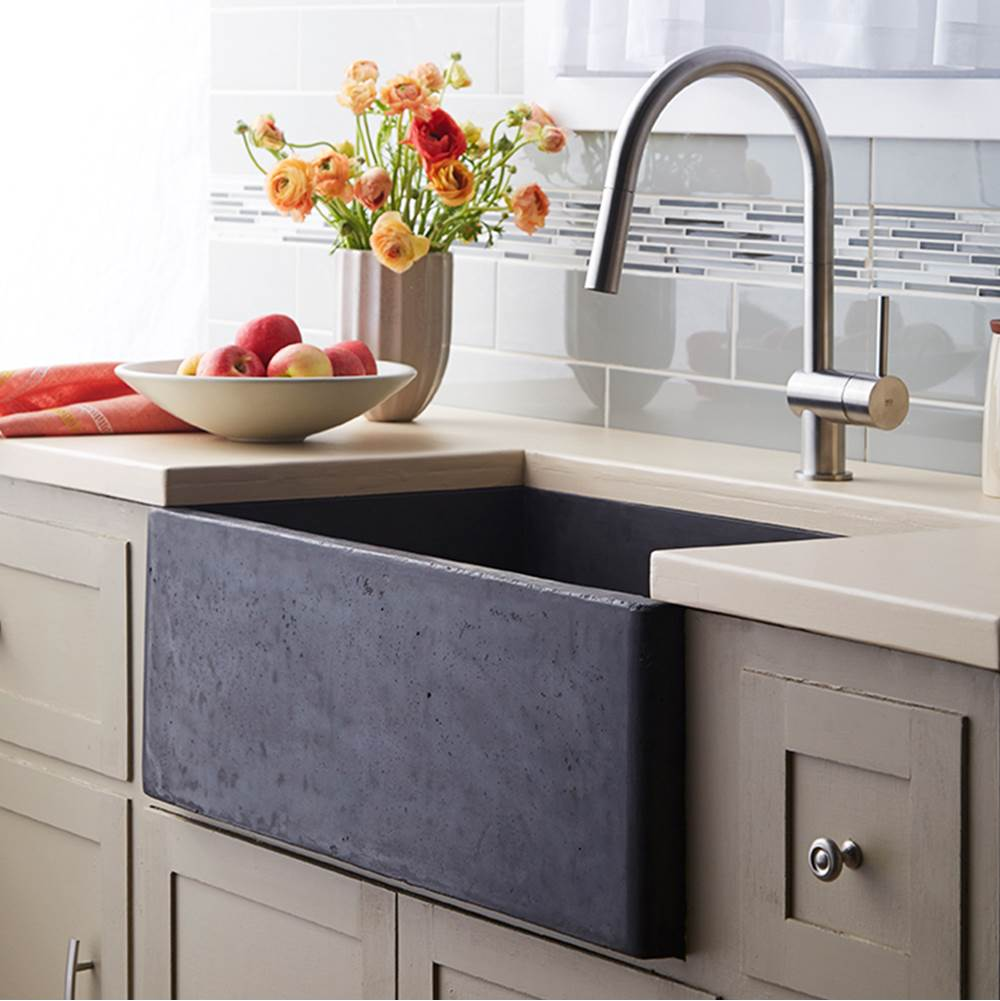 Sinks Kitchen Sinks Pewter | Neenan Company Showroom - Leawood-KS ...