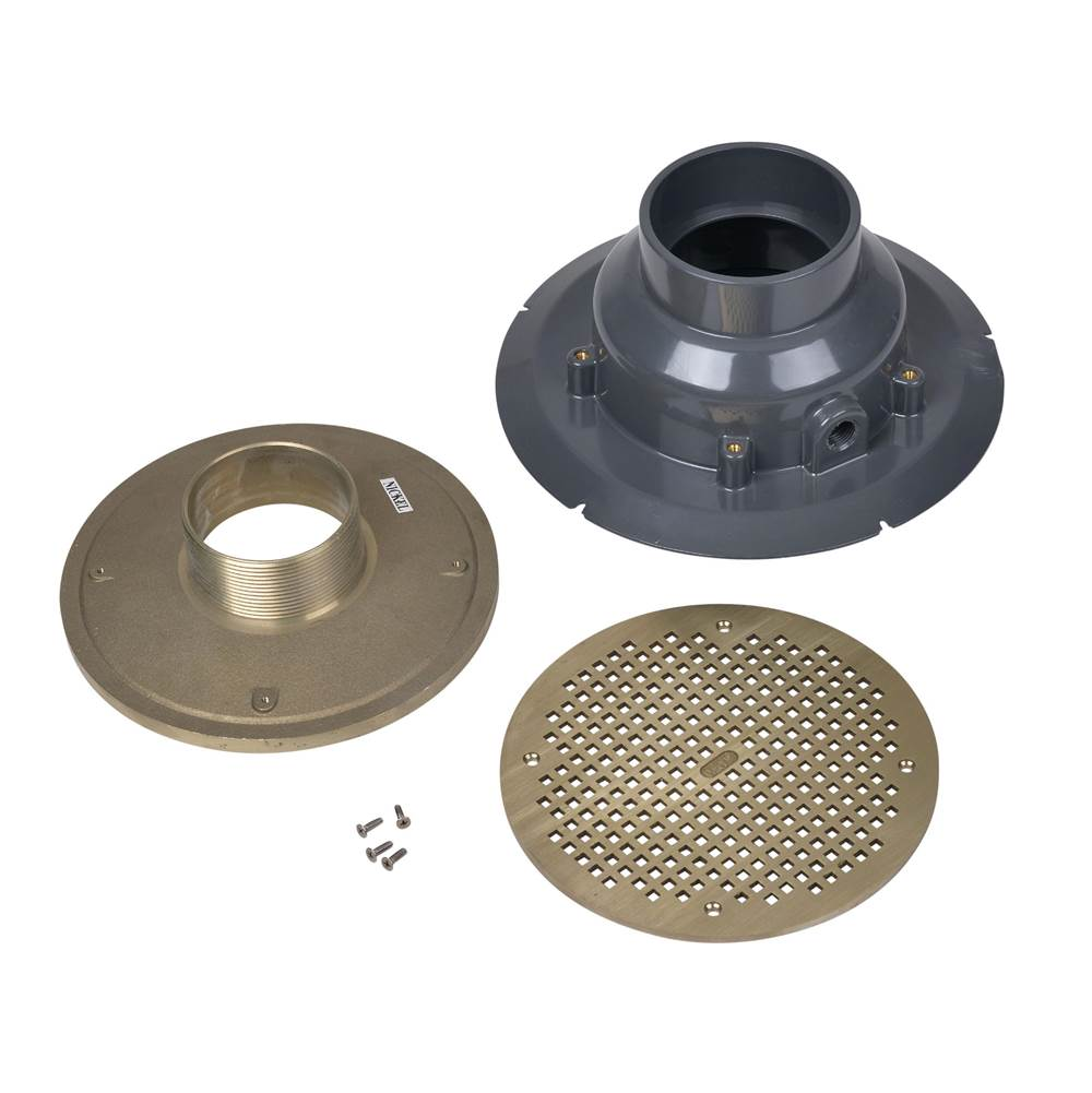 Oatey Flanged Commercial Drainage item 72374