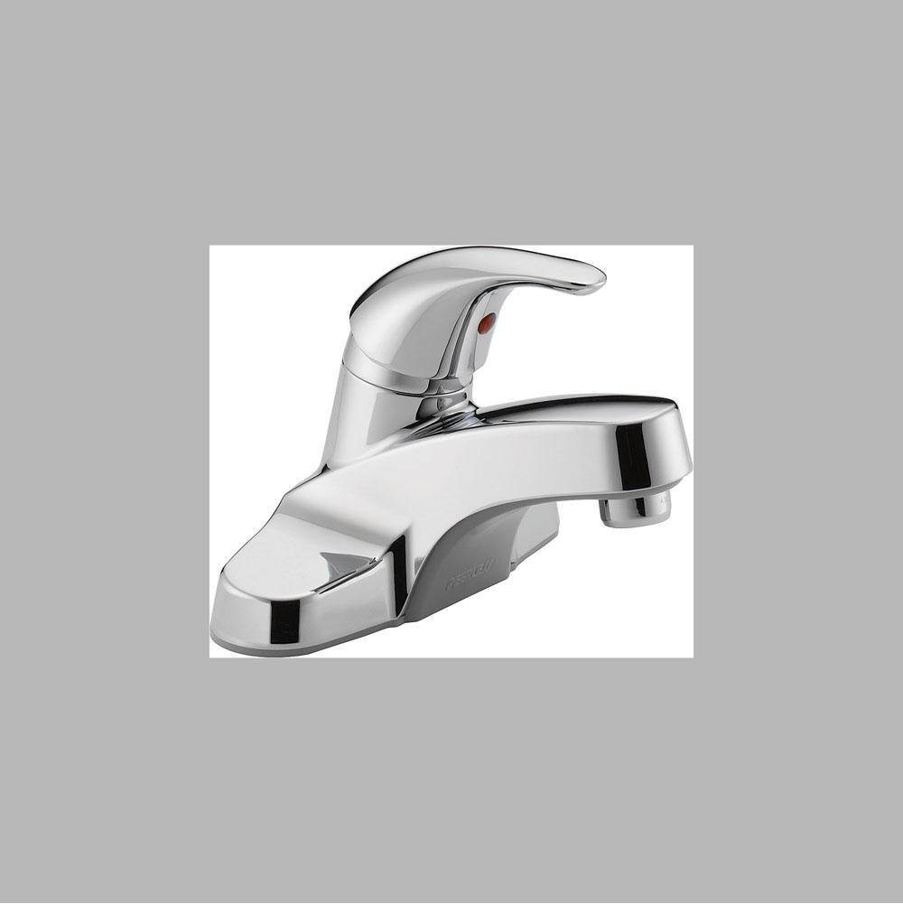 Peerless Centerset Bathroom Sink Faucets item P131LF