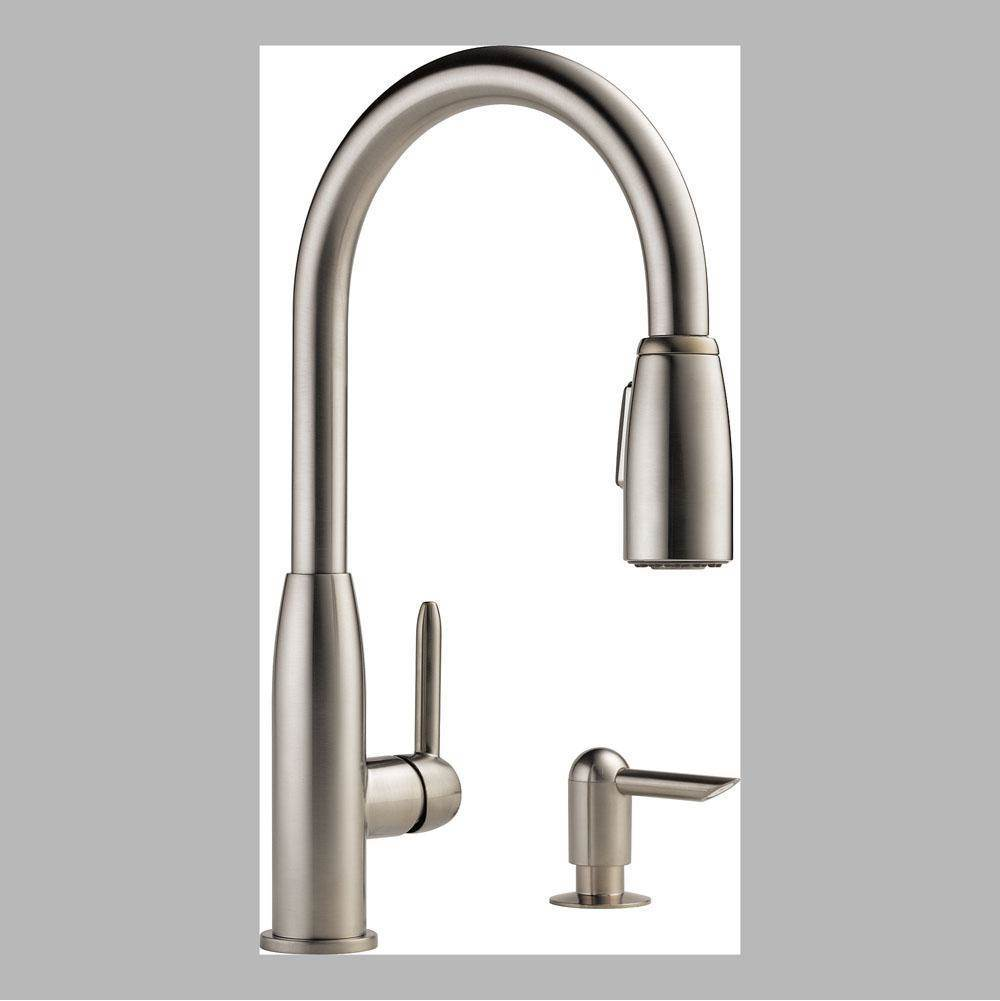Faucets Kitchen Faucets Single Hole | Neenan Company Showroom ...