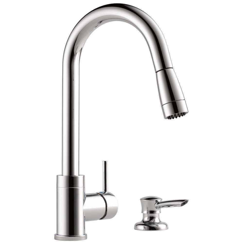 Peerless Kitchen Faucets   Neenan Company Showroom - Leawood Ks ...