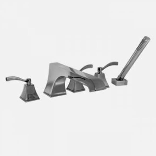 Sigma Deck Mount Tub Fillers item 1.518093.G4