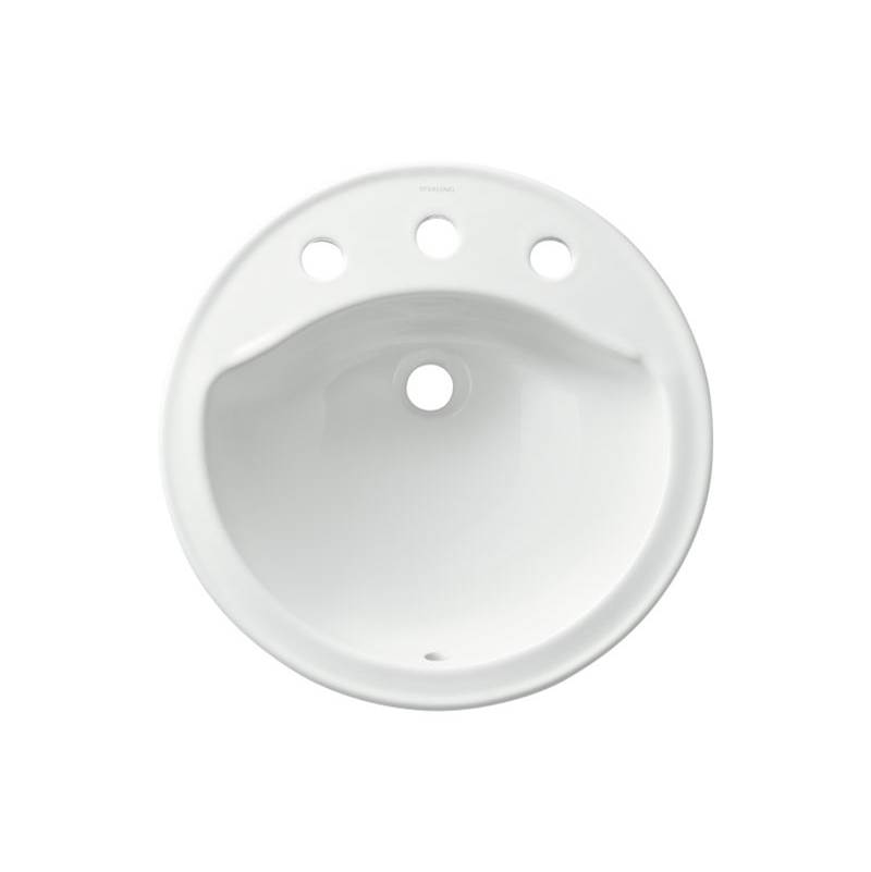 Sterling Plumbing Drop In Bathroom Sinks item 441908-0