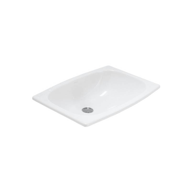 Sterling Plumbing Drop In Bathroom Sinks item 442007-0