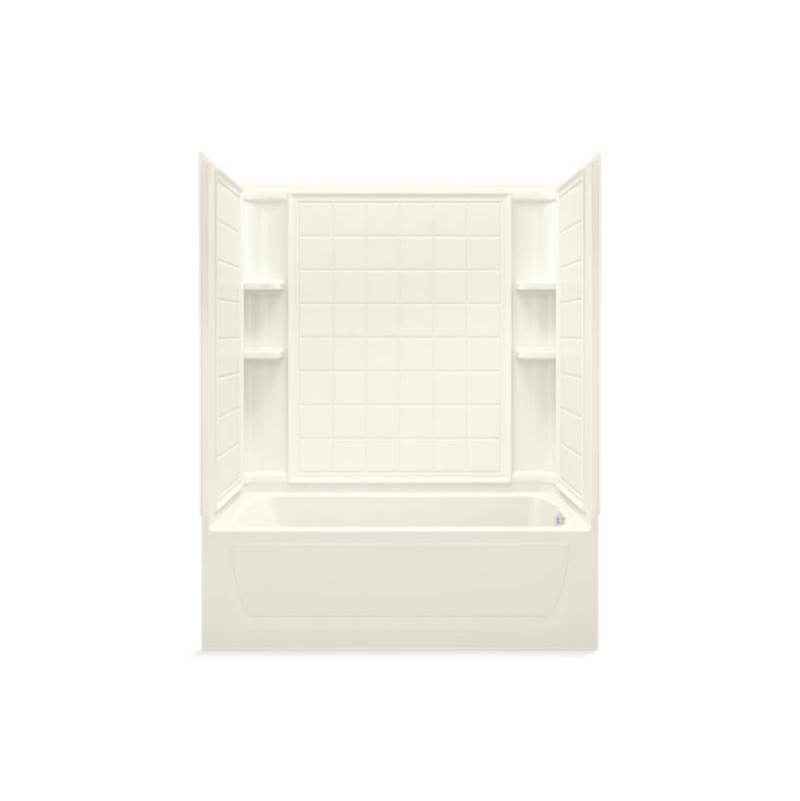 Sterling Plumbing Three Wall Alcove Whirlpool Bathtubs item 76120120-96