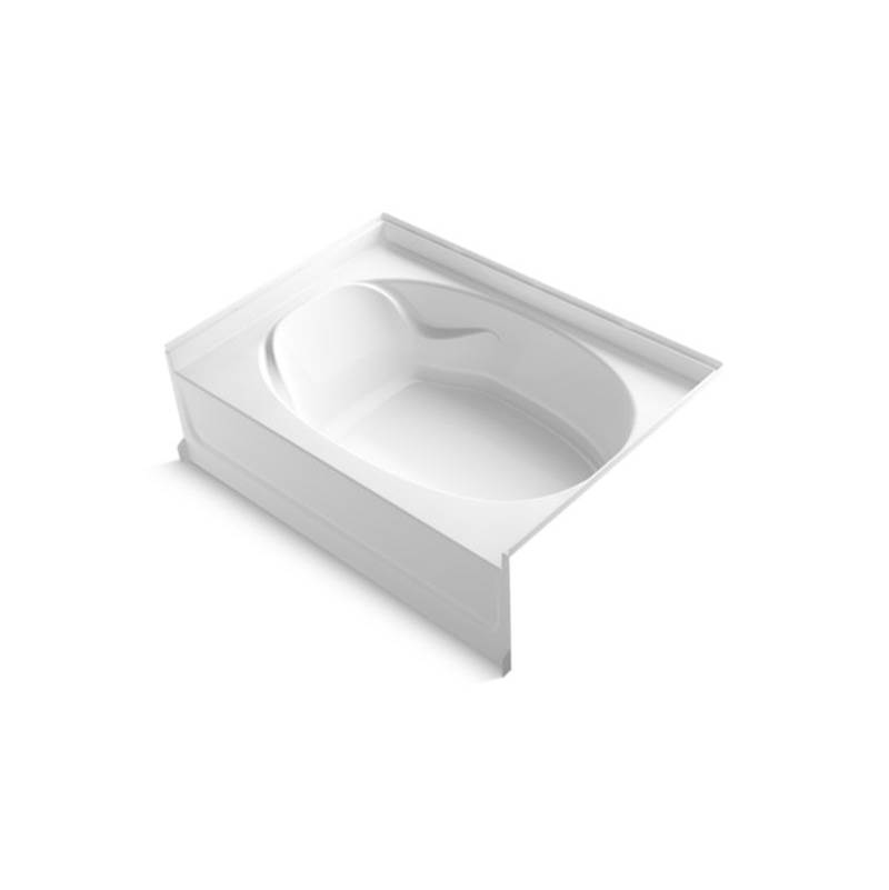 Sterling Plumbing Three Wall Alcove Soaking Tubs item 71111120-0