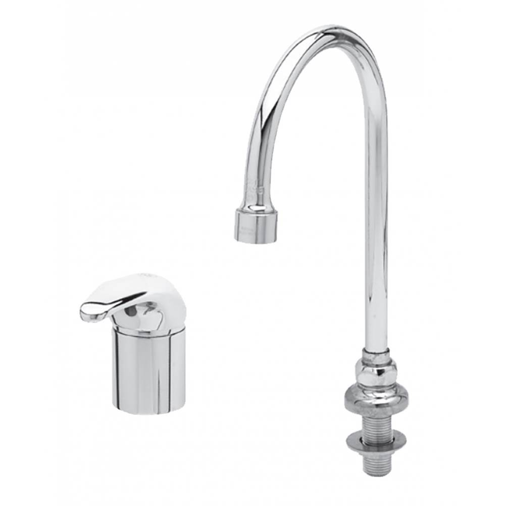T And S Brass Kitchen Faucets | Neenan Company Showroom - Leawood Ks ...
