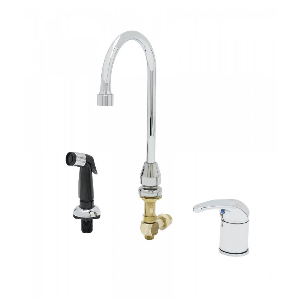 T And S Brass Faucets Kitchen Faucets Single Hole | Neenan Company ...