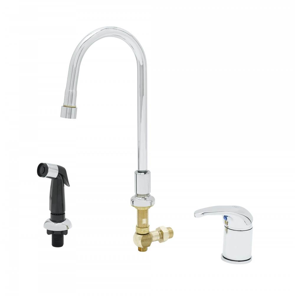T And S Brass Faucets | Neenan Company Showroom - Leawood Ks ...