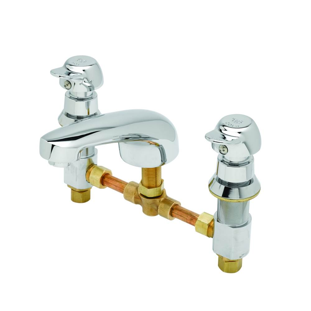 T&S Brass Widespread Bathroom Sink Faucets item B-2991-PA