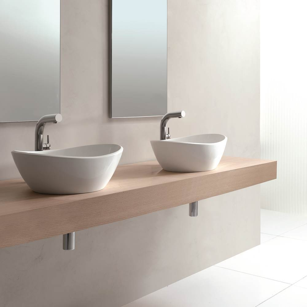 Victoria And Albert Vessel Bathroom Sinks item VB-AML-55-NO