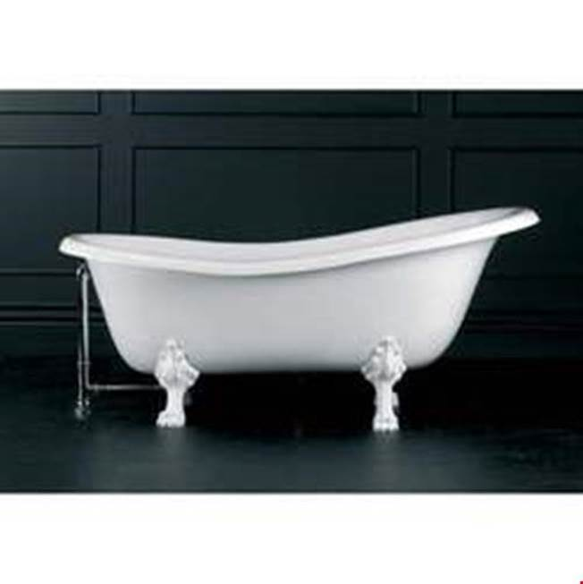Victoria And Albert Clawfoot Soaking Tubs item ROX-N-SW-OF + FT-ROX-PC