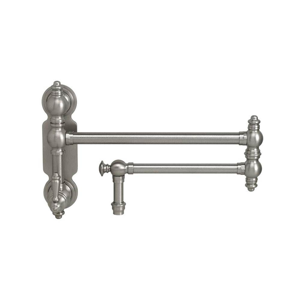 Waterstone Wall Mount Pot Filler Faucets item 3100-WC
