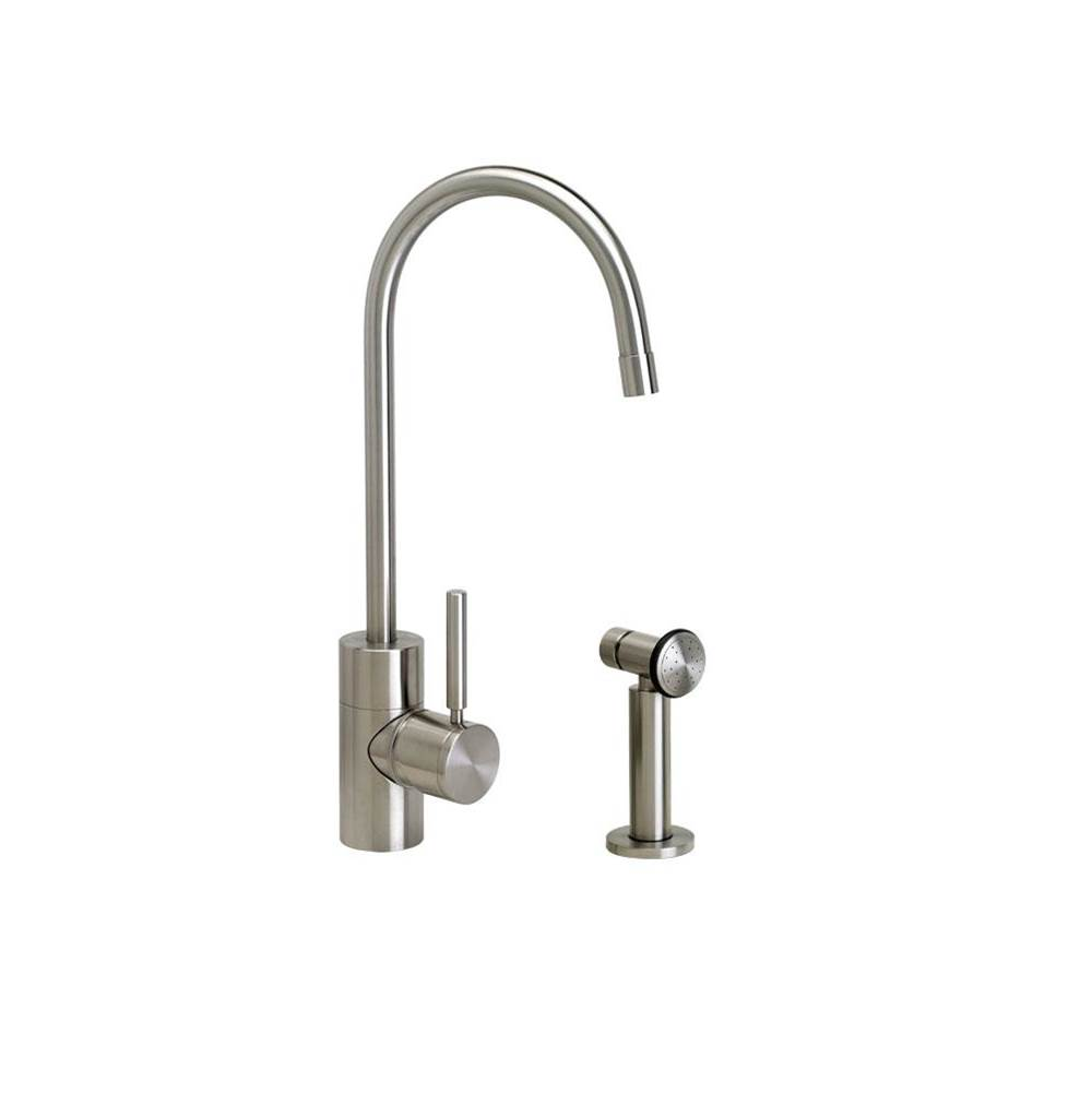 Waterstone Single Hole Kitchen Faucets item 3900-1-PN