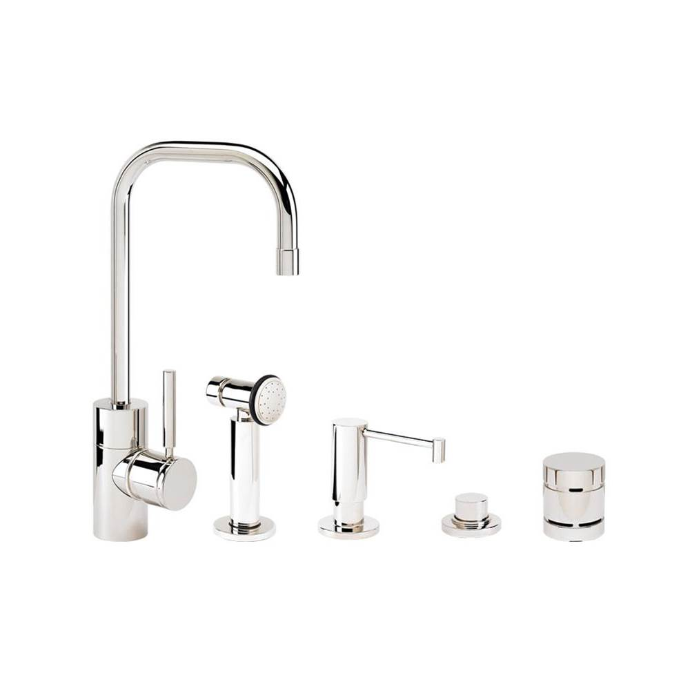 Waterstone Kitchen Faucets Pewter | Neenan Company Showroom ...