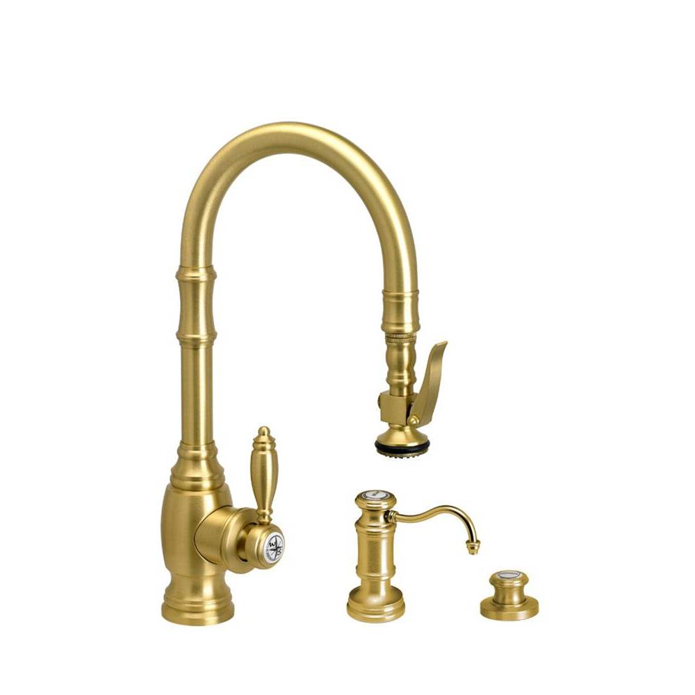 Waterstone Deck Mount Kitchen Faucets item 5200-3-CB