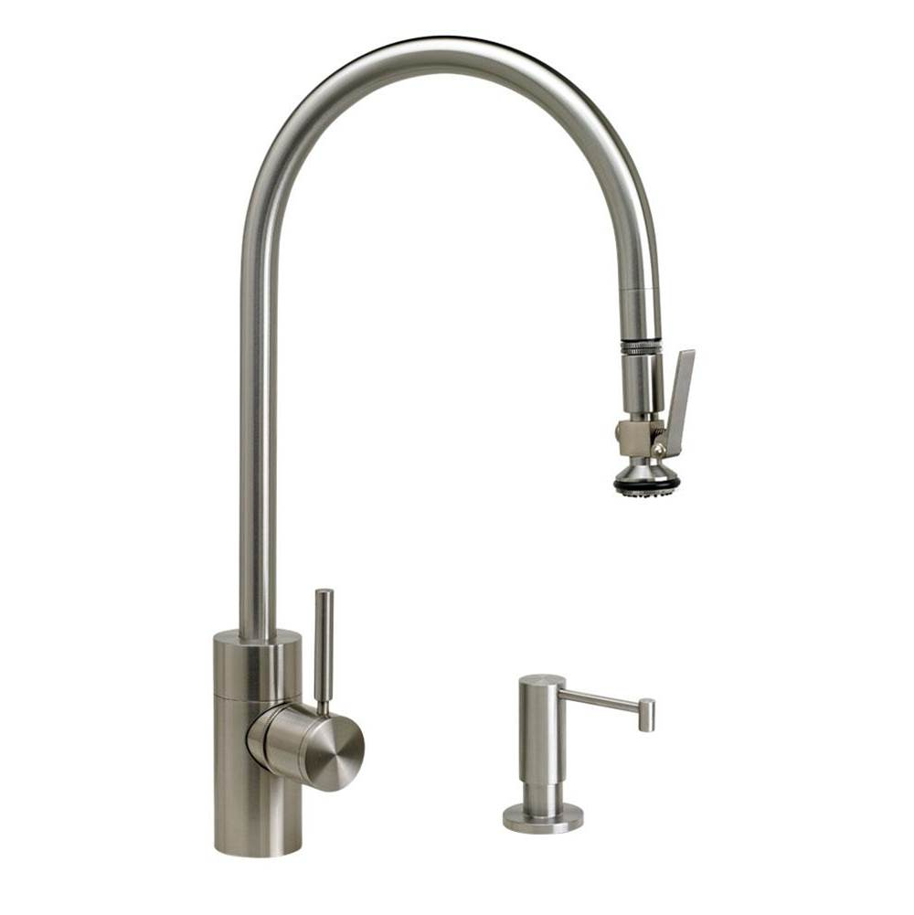 Waterstone Deck Mount Kitchen Faucets item 5700-2-BLN