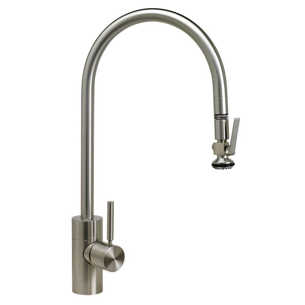 Waterstone Deck Mount Kitchen Faucets item 5700-SG
