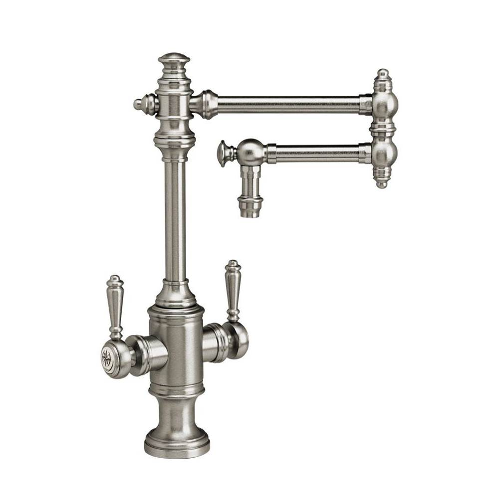 Waterstone Single Hole Kitchen Faucets item 8010-12-PN