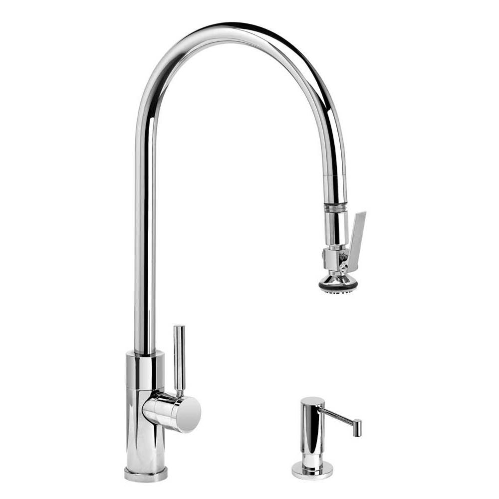 Waterstone Pull Down Faucet Kitchen Faucets item 9750-2-WB